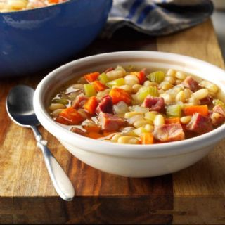 Northern Bean Soup image