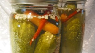 Hot & Spicy Pickles image