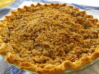 FRENCH APPLE PIE image