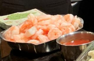 Shrimp and Cocktail Sauce image