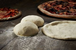 Authentic Italian Pizza Dough Recipe image