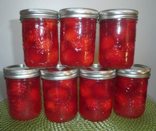 Whole Canned Crabapples image