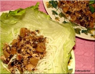 PF Chang's Vegetarian Lettuce Wraps image