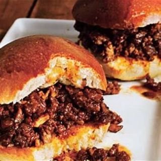 Beef and Mushroom Sloppy Joes image