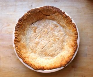 Bacon Fat Pie Crust image