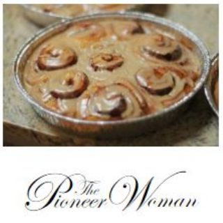 Cinnamon Rolls (The Pioneer Woman) image