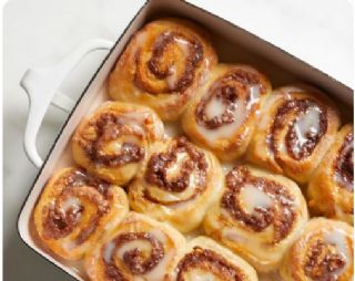 WeightWatchers Easy Cinnamon Rolls image
