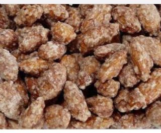 Cinnamon Almonds (or pecans!) image