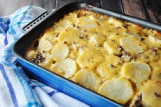 Potato Cheese Casserole image