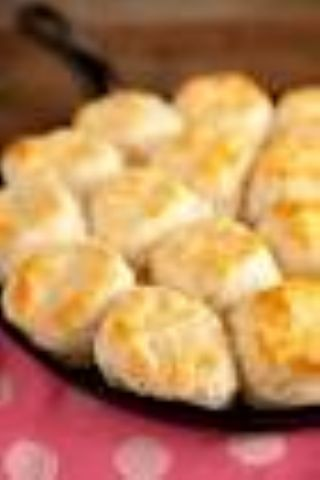 Bicuits with buttermilk image