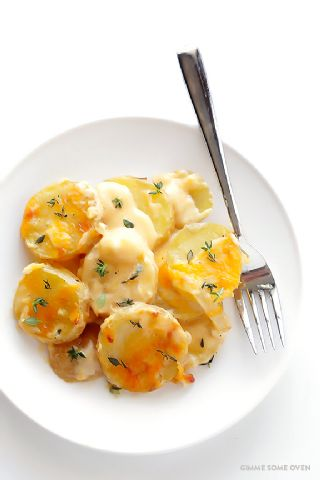 Potatoes Scalloped image