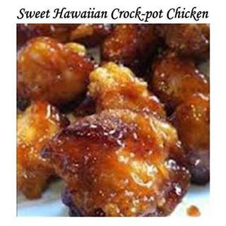 Sweet Hawaiian Crockpot Chicken image