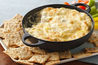 Hot Artichoke and Crab Dip image