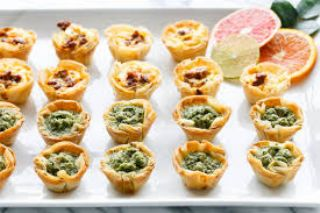 Mini Shrimp Quiche image
