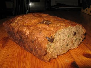 "<font color=""#339900"">Sunset Zucchini Bread</font> image"