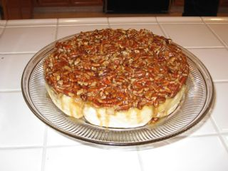 "<font color=""#339900"">Caramel/Pecan Cinnamon Roll Topping</font> image"