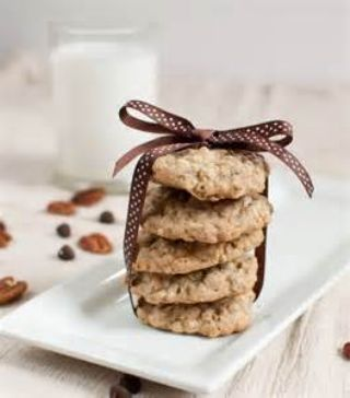 Oatmeal Chocolate Chip Pecan Cookies image