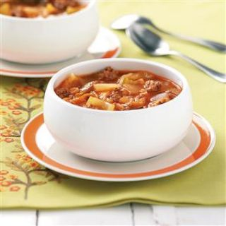 Cabbage Soup Diet One-Week image
