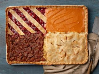 Four-Flavor Sheet Pan Pie image