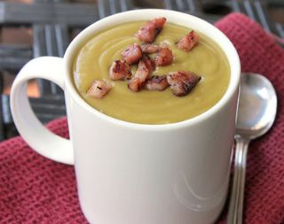 Slow Cooker Split Pea Soup image