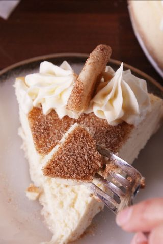 Snickerdoodle Cheesecake image
