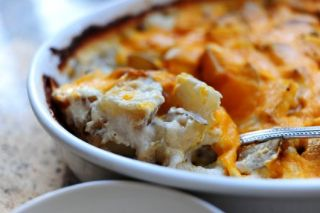 Potatoes Au Gratin image