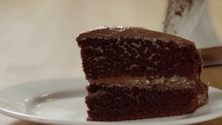 Betty's Chocolate cake image
