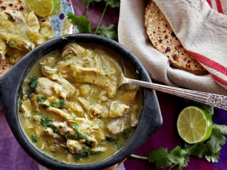 Chicken Verde image