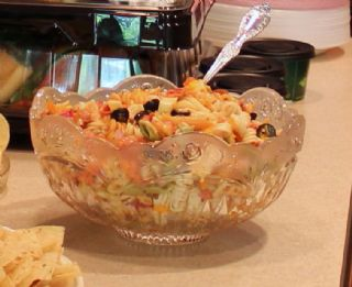 Perfect Pasta Salad w/Dressing image
