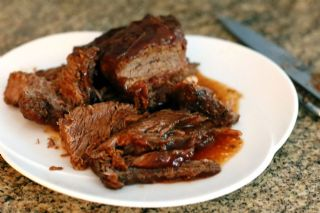 Barbeque Chuck Roast image
