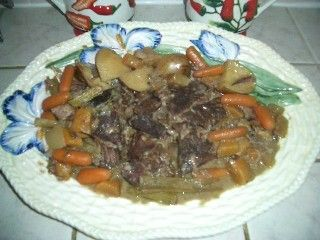 Aunt Margie's All Day Pot Roast image
