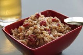 Hearty Oatmeal for Cold Mornings image