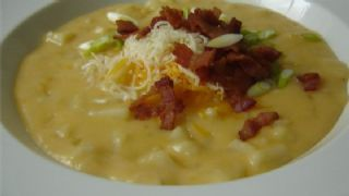 Potato Cheese Soup image