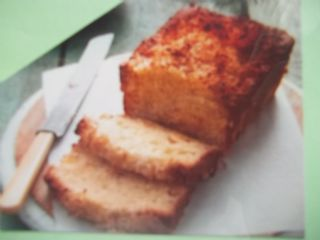 Pineapple Coconut Loaf image