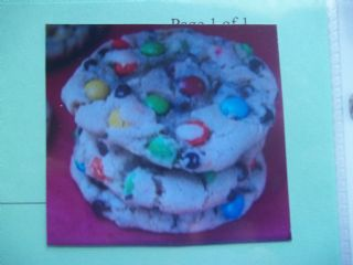M & M Pudding Cookies image