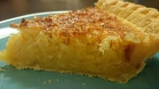 FRENCH COCONUT PIE image