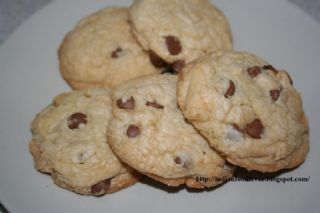 Olive Oil Chocolate Chip Cookies (A Healthier Version of an Old Favorite) image