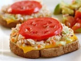 Cheese Tuna Melts image