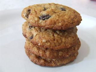 4-H Oatmeal Drop Cookies image