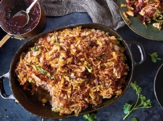 Kalpudding (Meatloaf with Caramelized Cabbage) image