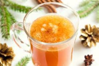 HOT BUTTERED RUM image