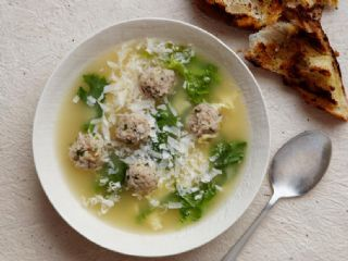 Italian Wedding Soup image