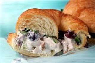 Chicken Salad w/Cranberries & Pecans image