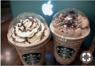 DOUBLE CHOCOLATE CHIP FRAPPE AT HOME image