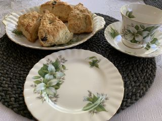 Sour cream scones image