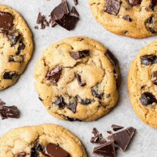 Easy Chocolate Chip Cookies xx image