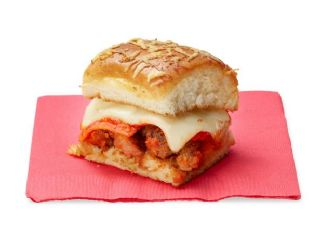 Pull-Apart Pizza Sandwiches image