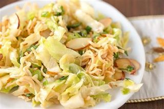 CABBAGE CRUNCH SALAD image