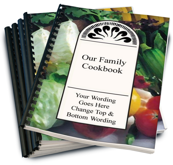 Modern Recipe Book Cover : Kindle cookbook create a family and forum