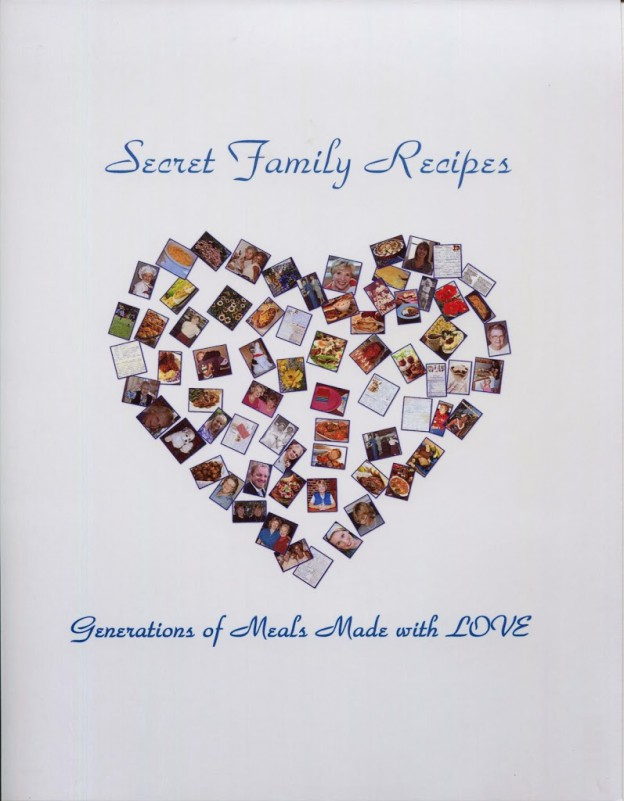 Judging a Cookbook By It\'s Cover | Create a Family Cookbook Blog ...